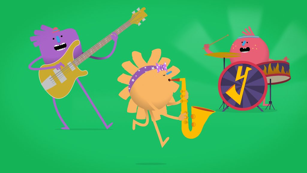 YolanDa's Band Jam – Cbeebies