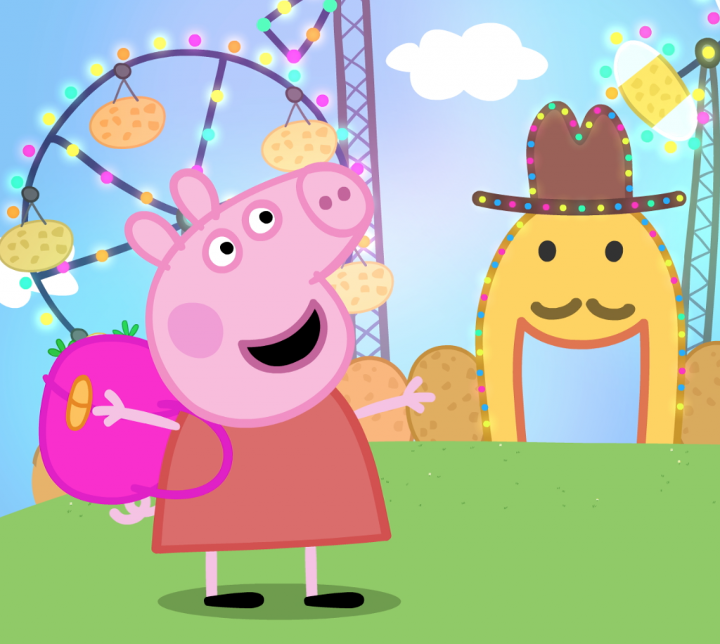 My Friend Peppa Pig – Game Trailer